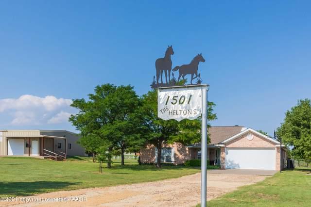 1501 Daws Dr, Amarillo, TX 79124 (#21-4481) :: Lyons Realty