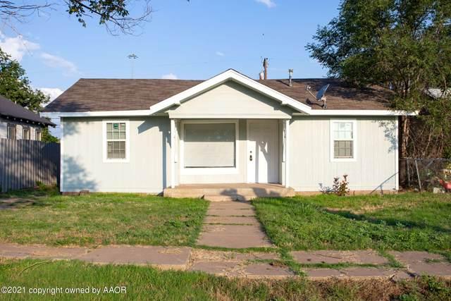 2402 Buchanan St, Amarillo, TX 79109 (#21-4488) :: Keller Williams Realty