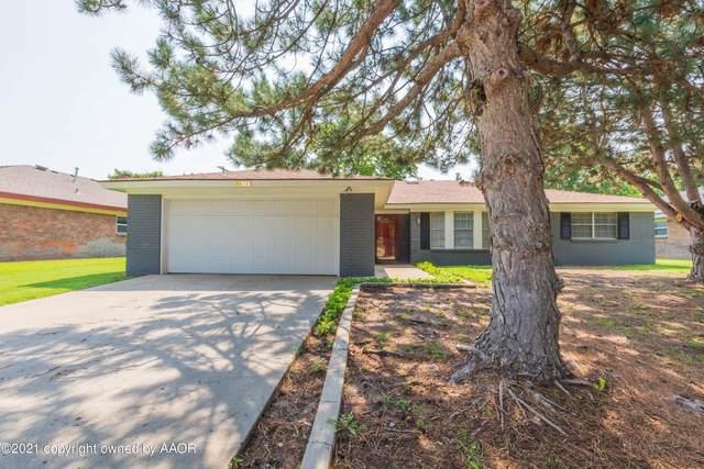 4419 Lyndale Dr, Amarillo, TX 79109 (#21-4496) :: Elite Real Estate Group