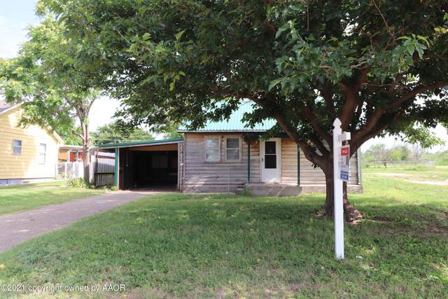 4811-4813 Wilson St, Borger, TX 79007 (#21-4498) :: RE/MAX Town and Country