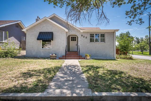 922 Mary-Ellen St, Pampa, TX 79065 (#21-45) :: Lyons Realty