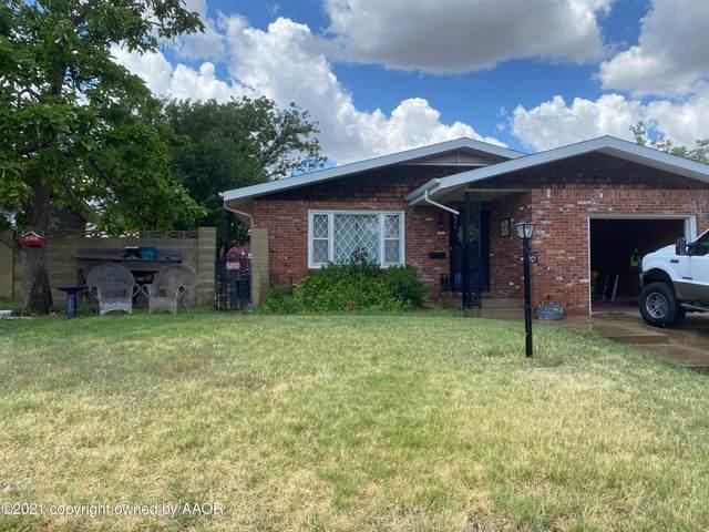 707 Montana St, Borger, TX 79007 (#21-4501) :: Meraki Real Estate Group