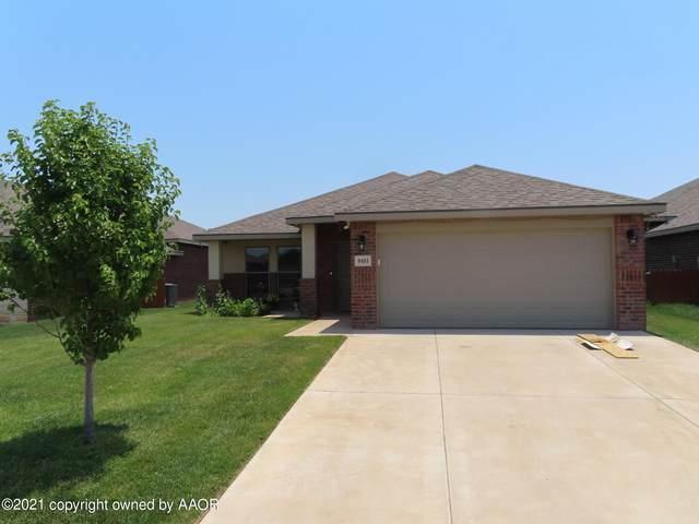 9405 Cagle Dr, Amarillo, TX 79119 (#21-4505) :: Lyons Realty