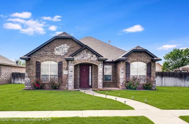 6408 Dominion, Amarillo, TX 79119 (#21-4506) :: Keller Williams Realty