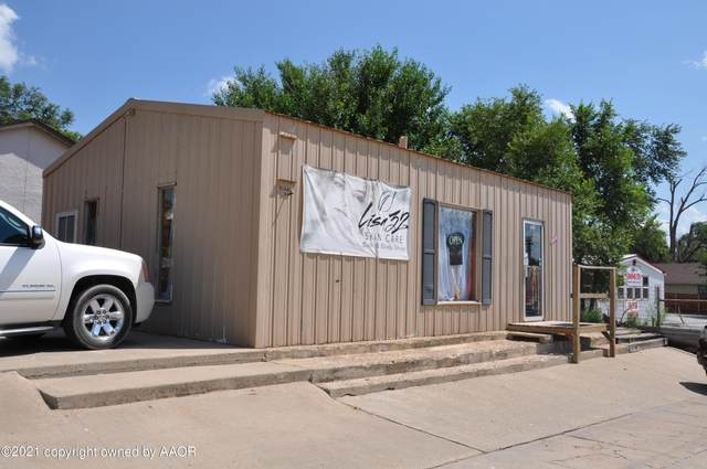 501 2nd St, Canadian, TX 79014 (#21-4514) :: Live Simply Real Estate Group