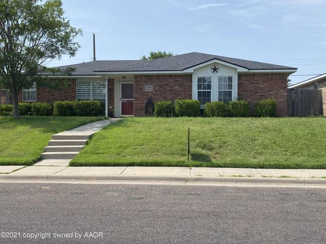 1149 Sterling Dr, Amarillo, TX 79110 (#21-4518) :: RE/MAX Town and Country