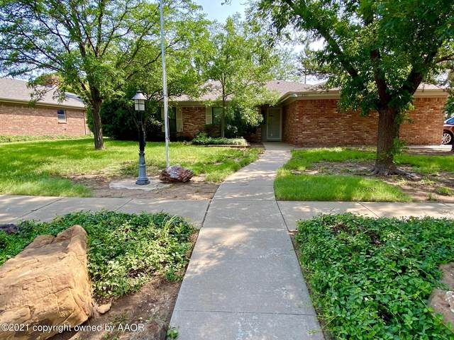 3911 Teckla Blvd, Amarillo, TX 79109 (#21-4519) :: Keller Williams Realty