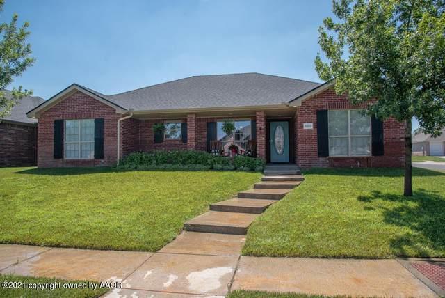 8100 Little Rock Dr, Amarillo, TX 79118 (#21-4521) :: Lyons Realty