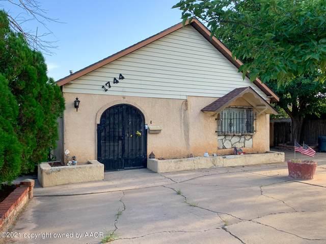 1744 6th St, Amarillo, TX 79102 (#21-4527) :: Lyons Realty