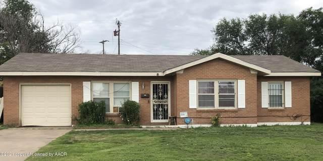 2502 Oak Dr, Amarillo, TX 79107 (#21-4535) :: Live Simply Real Estate Group