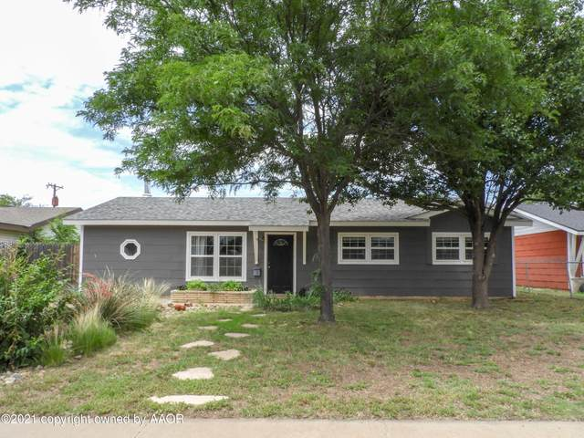 3613 31ST Ave, Amarillo, TX 79103 (#21-4537) :: Live Simply Real Estate Group