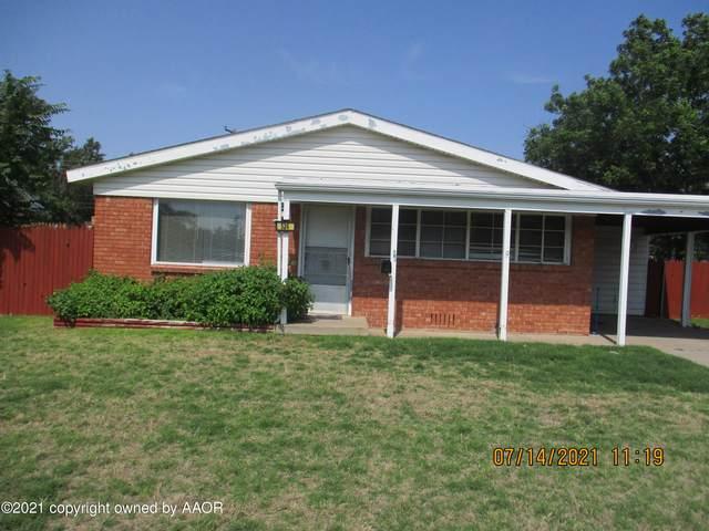 1524 Stubbs St, Amarillo, TX 79106 (#21-4541) :: Lyons Realty