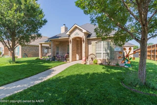 6408 Caddell St, Amarillo, TX 79119 (#21-4546) :: Keller Williams Realty