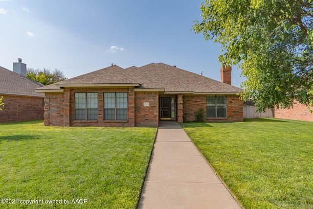 7906 Underwood, Amarillo, TX 79121 (#21-4549) :: Keller Williams Realty