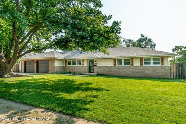 2112 Chestnut Dr., Pampa, TX 79065 (#21-4551) :: Live Simply Real Estate Group