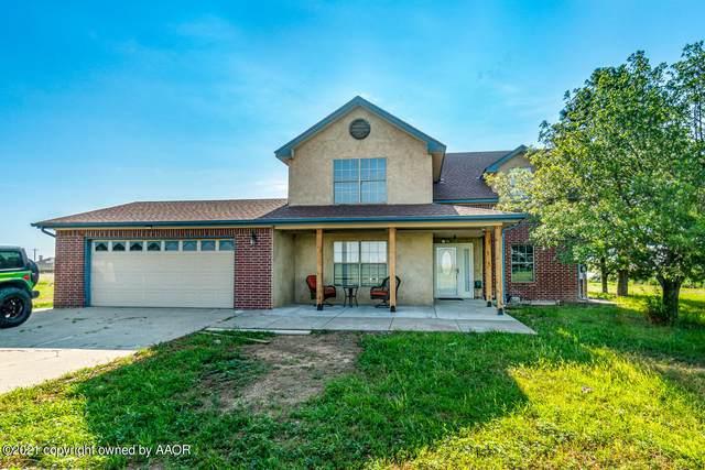 7703 Eastern St, Amarillo, TX 79118 (#21-4552) :: Keller Williams Realty