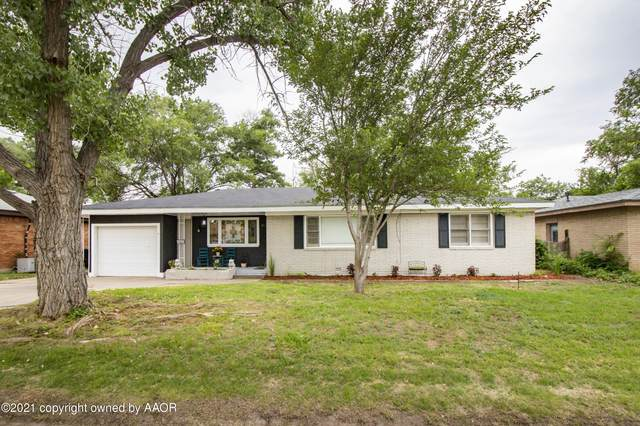 2411 11TH Ave, Canyon, TX 79015 (#21-4556) :: RE/MAX Town and Country
