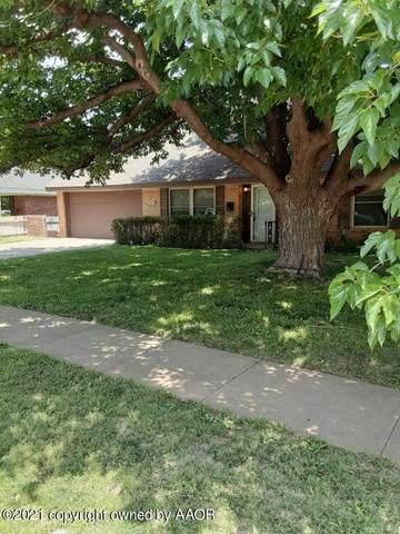 3617 Wayne St, Amarillo, TX 79109 (#21-4557) :: Keller Williams Realty