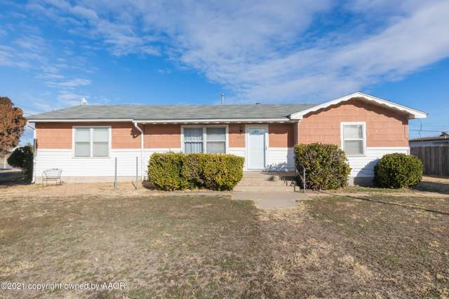 801 Frederic St, Pampa, TX 79065 (#21-456) :: Lyons Realty