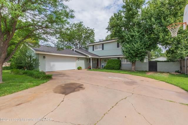 6018 Adirondack Trl, Amarillo, TX 79106 (#21-4562) :: Keller Williams Realty