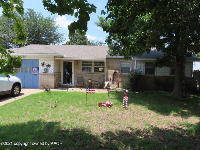 4302 Summit Cir, Amarillo, TX 79109 (#21-4563) :: Elite Real Estate Group