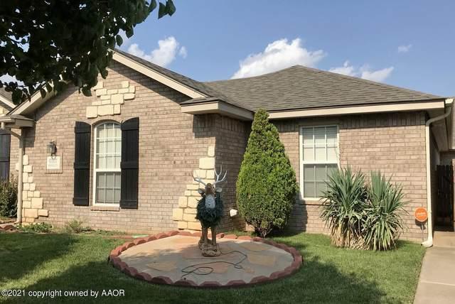 6807 Mosley St, Amarillo, TX 79119 (#21-4565) :: Keller Williams Realty