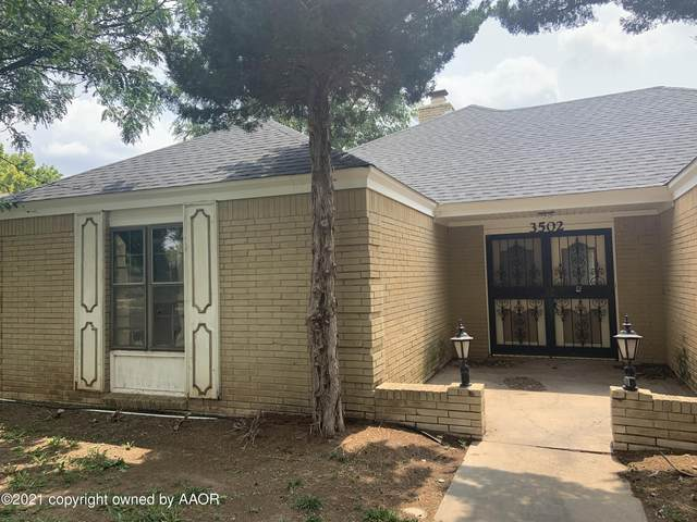3502 Timber Dr, Amarillo, TX 79121 (#21-4567) :: RE/MAX Town and Country