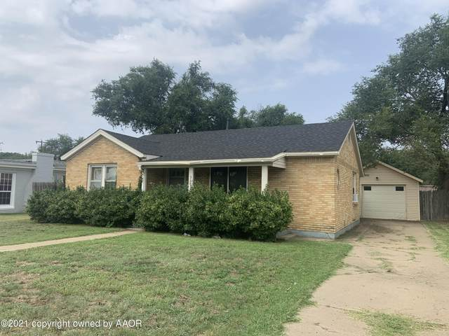 3016 Washington St, Amarillo, TX 79109 (#21-4568) :: RE/MAX Town and Country