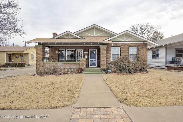 1717 Monroe St, Amarillo, TX 79102 (#21-457) :: Keller Williams Realty
