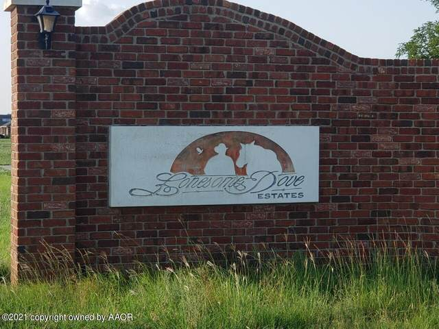 2.8 Acres Lonesome Dove, Amarillo, TX 79118 (#21-4570) :: Keller Williams Realty