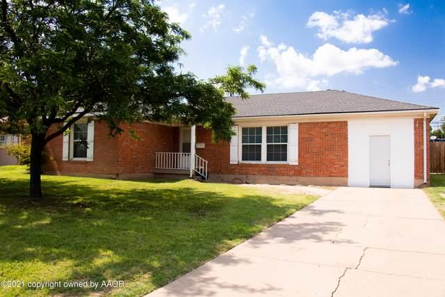 3700 Westlawn Ave, Amarillo, TX 79102 (#21-4573) :: Keller Williams Realty
