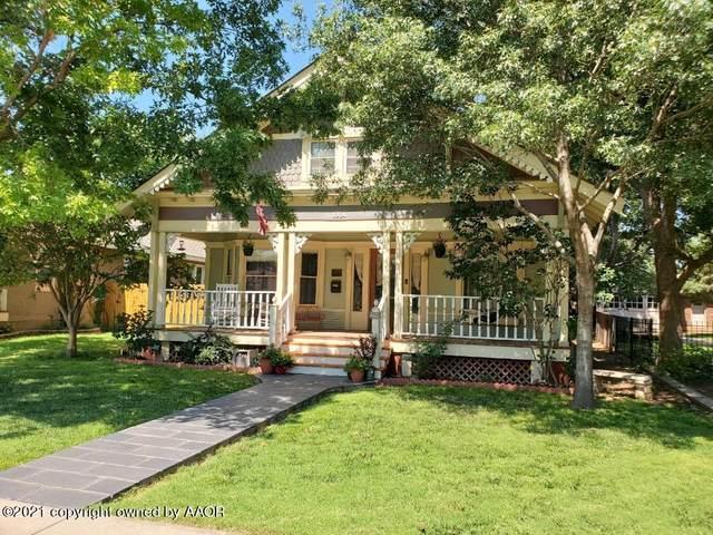 1914 Harrison St, Amarillo, TX 79109 (#21-4586) :: Lyons Realty