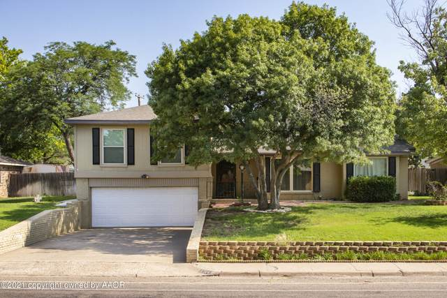 5304 Fulton Dr, Amarillo, TX 79109 (#21-4590) :: Keller Williams Realty