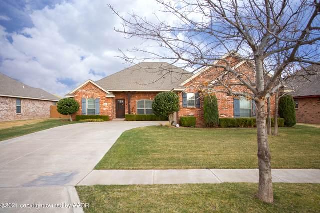 6409 Meister St, Amarillo, TX 79119 (#21-4598) :: Keller Williams Realty