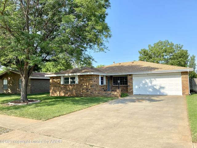 4208 Kingston Rd, Amarillo, TX 79109 (#21-4606) :: Keller Williams Realty