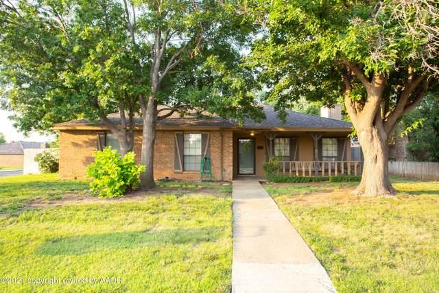 6701 Deer Park Dr, Amarillo, TX 79124 (#21-4609) :: Live Simply Real Estate Group