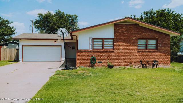 4709 Milam St, Amarillo, TX 79110 (#21-4613) :: RE/MAX Town and Country