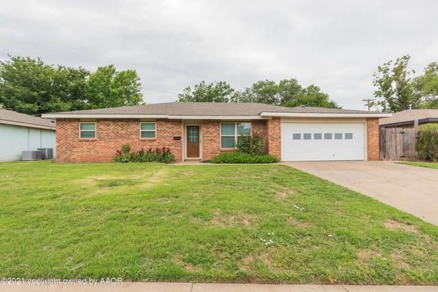 5102 Mesa Cir, Amarillo, TX 79109 (#21-4616) :: RE/MAX Town and Country