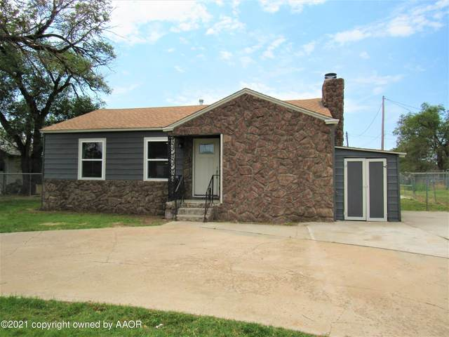 4012 14TH Ave, Amarillo, TX 79107 (#21-4630) :: Lyons Realty