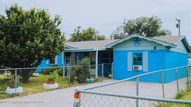 933 Evergreen St, Amarillo, TX 79104 (#21-4633) :: Lyons Realty