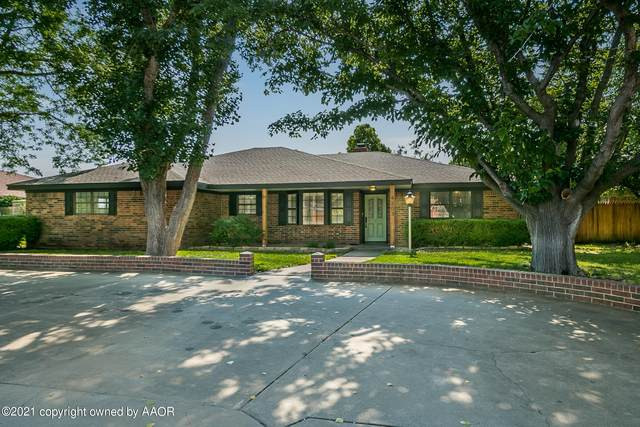 4203 Langtry Dr, Amarillo, TX 79109 (#21-4639) :: Live Simply Real Estate Group