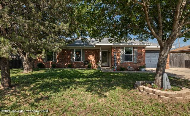 602 Santa Fe Trl, Canyon, TX 79015 (#21-4654) :: Lyons Realty