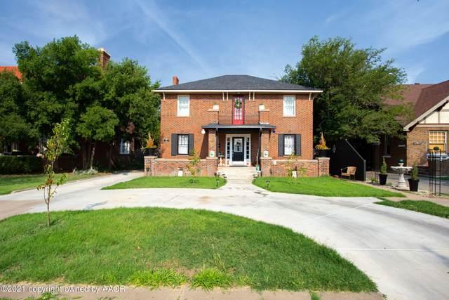 1910 Tyler St, Amarillo, TX 79109 (#21-4655) :: Meraki Real Estate Group