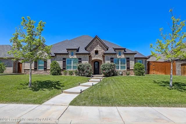 7902 Oakview Dr, Amarillo, TX 79119 (#21-4657) :: Keller Williams Realty
