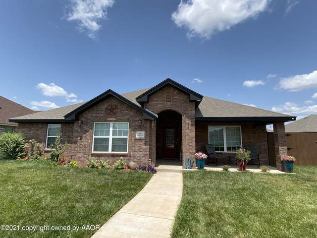 2904 Portland Ave, Amarillo, TX 79118 (#21-4666) :: RE/MAX Town and Country