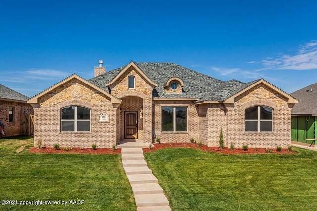 7304 Kodiak Ave, Amarillo, TX 79118 (#21-467) :: Live Simply Real Estate Group