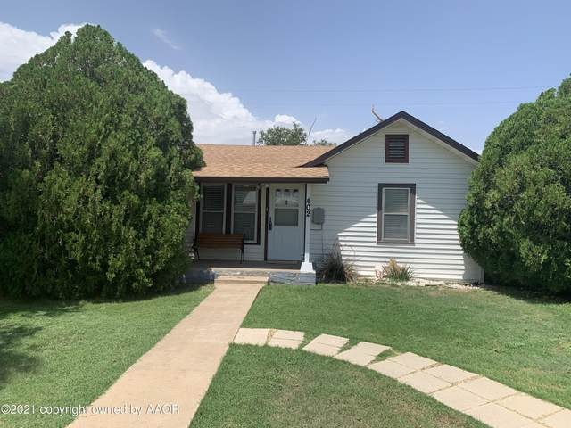 402 Nw 4Th, Happy, TX 79042 (#21-4670) :: Elite Real Estate Group