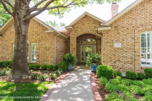 7303 Park Ridge Dr, Amarillo, TX 79119 (#21-4676) :: Keller Williams Realty