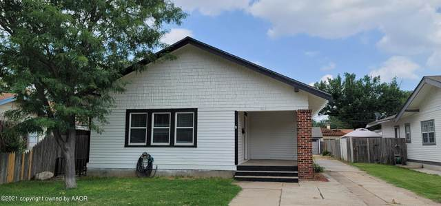 1615 Jackson St, Amarillo, TX 79102 (#21-4687) :: RE/MAX Town and Country