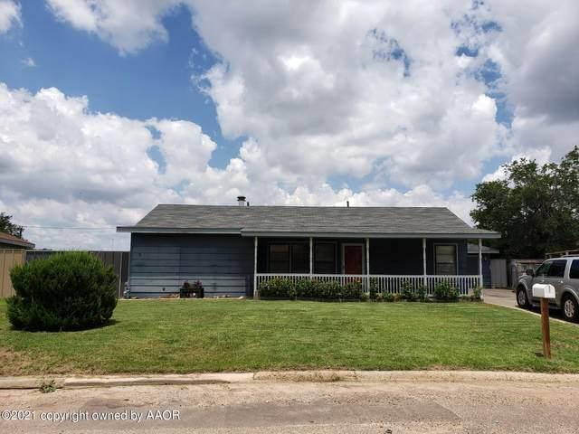 1032 Thrams St, Borger, TX 79007 (#21-4690) :: Keller Williams Realty